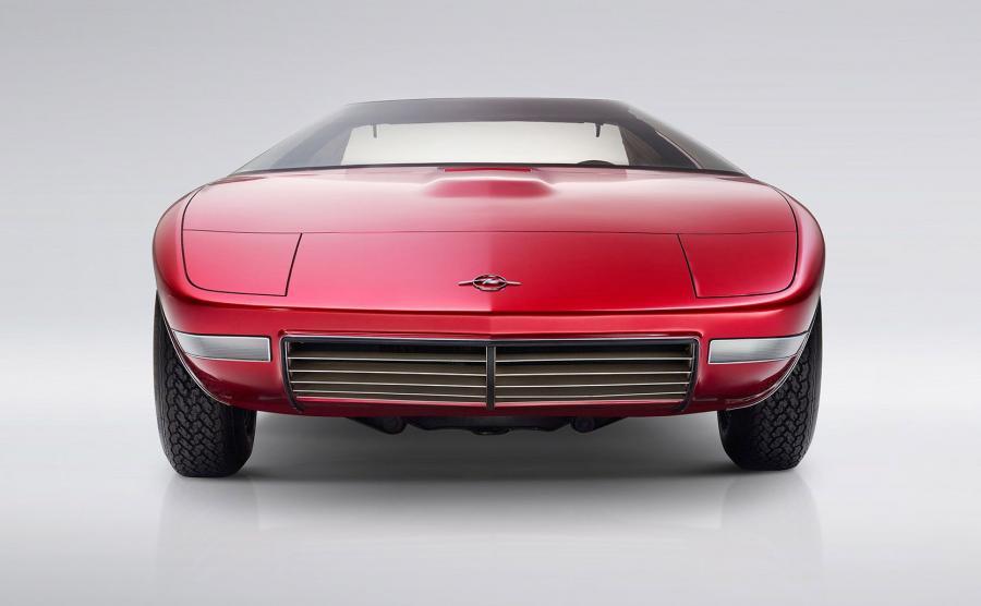 Opel CD z 1969 roku