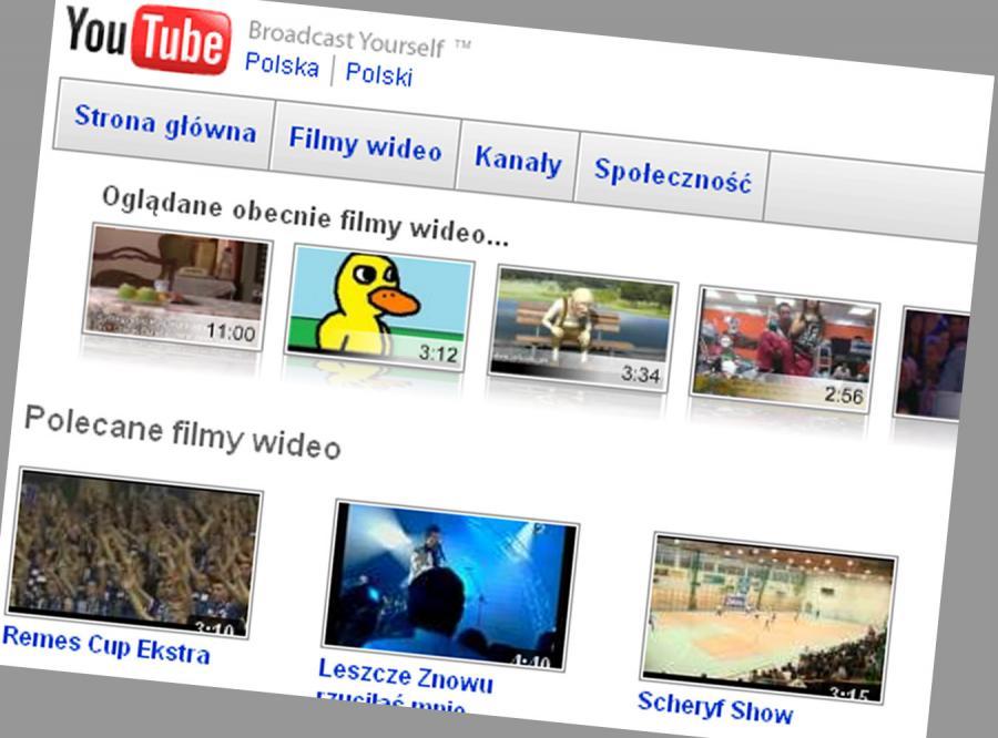 Więcej pełnometrażowych filmów na YouTube