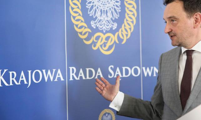 Zarząd Europejskiej Sieci Rad Sądownictwa chce wykluczyć polską KRS