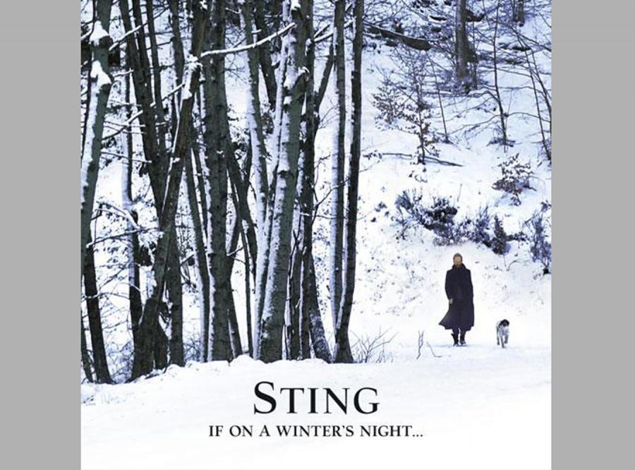 Sting nagrał płytę do wypasu owiec