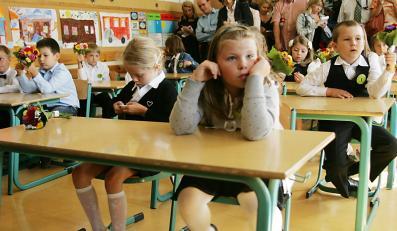 Sześciolatki pójdą do szkoły