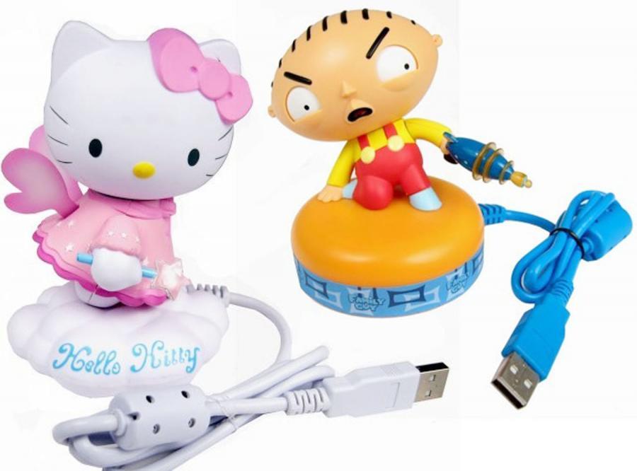 Hello Kitty i Stewie zatańczą, jak im klikniesz