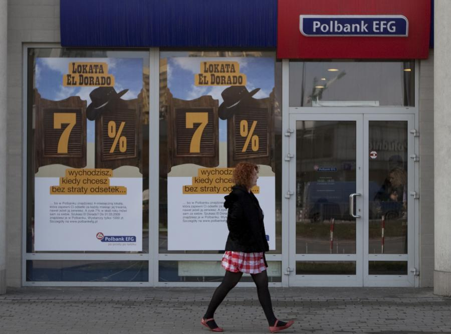 Zacięta walka o duży bank w Polsce