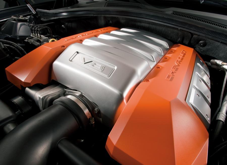 Koniec silników V8!
