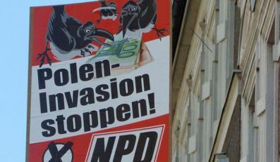 Neonaziści przed sąd za antypolskie plakaty