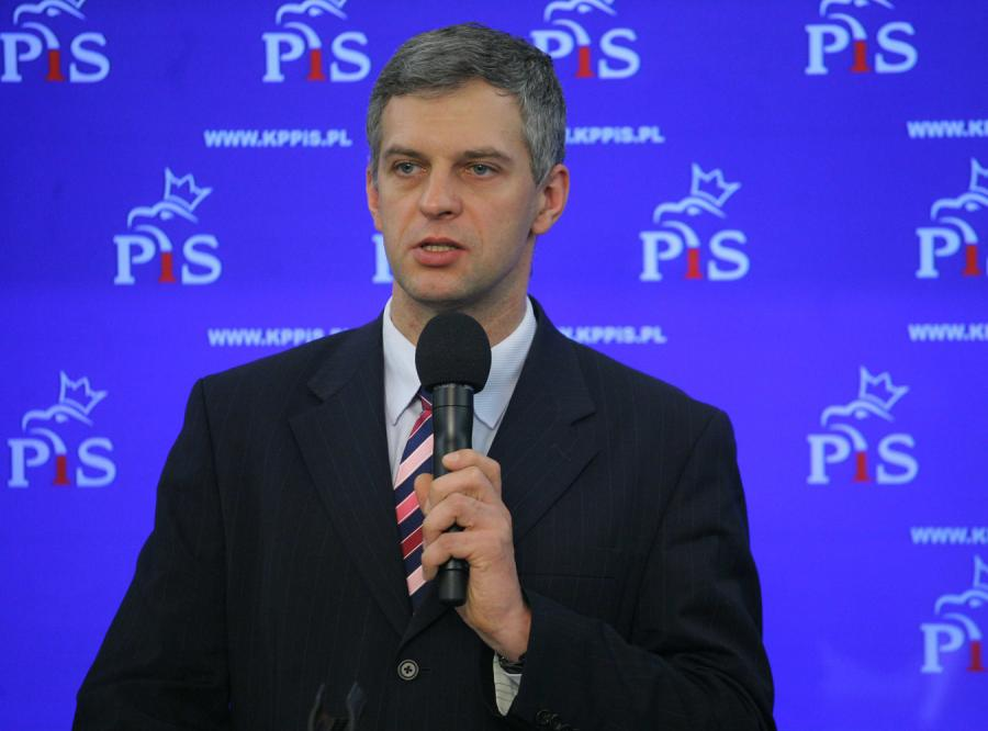Poncyliusz: Projekt PO będzie odrzucony