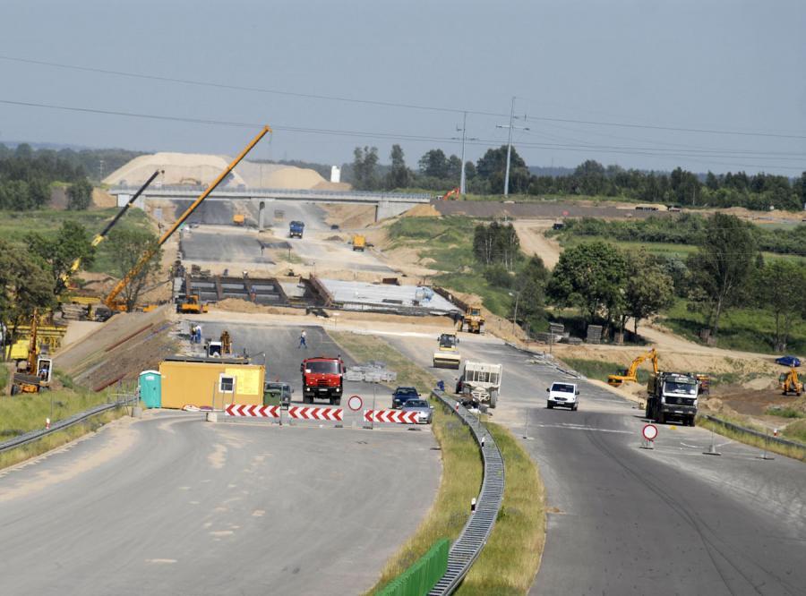 Autostrady powstaną... dzięki kryzysowi