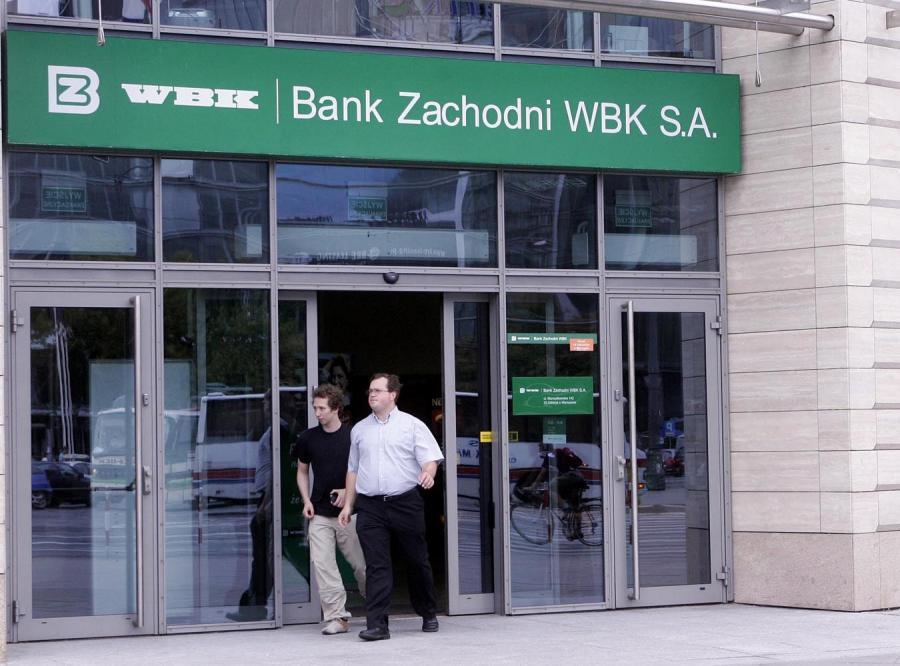 Grad: Podejrzana sprzedaż BZ WBK