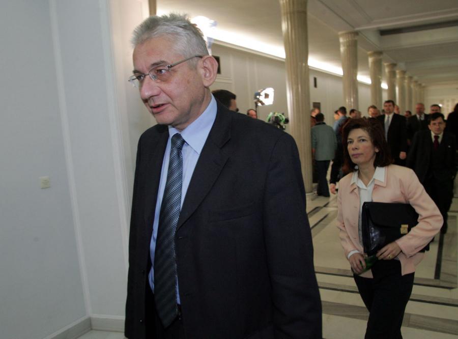 Dorn: Odszedłem przez Kaczyńskiego