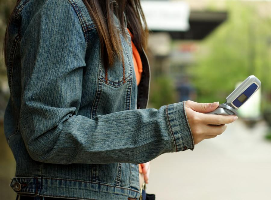 SMSowanie może być dobre dla dzieci