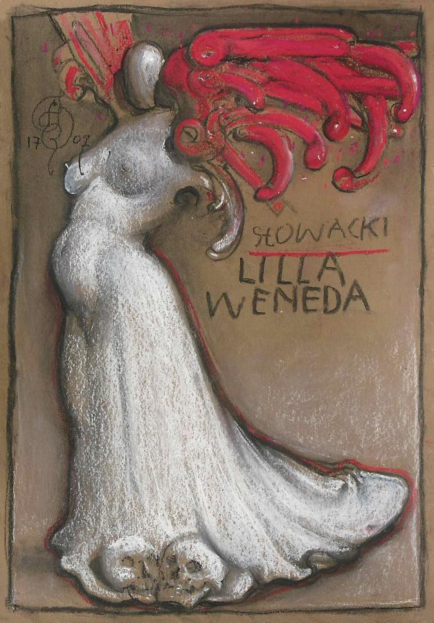 Franciszek Starowieyski, projekt plakatu \