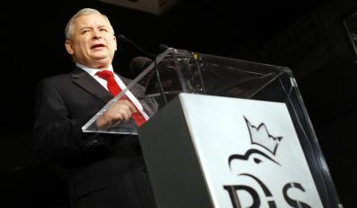 Prezes PiS: Euro to sprawa zastępcza