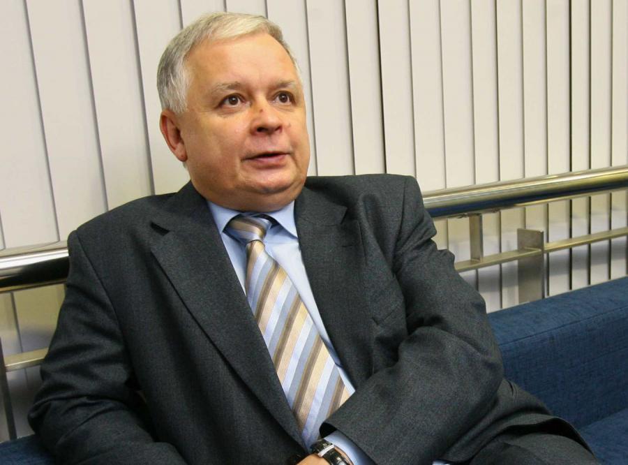 Lech Kaczyński: mogę mediować między PiS i PO w sprawie euro