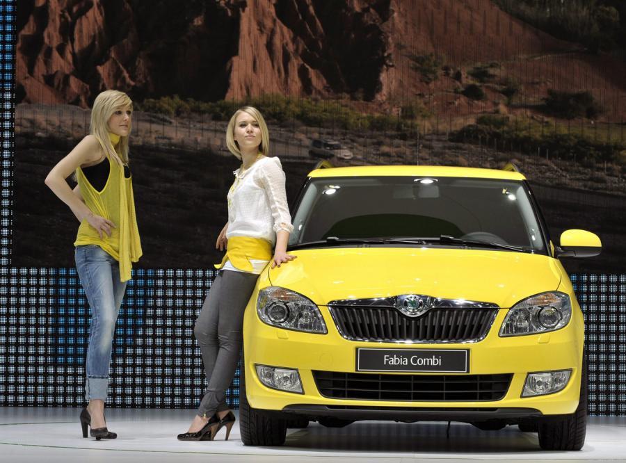 Takie samochody najbardziej kochają Polacy