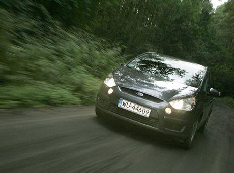 Test: Ford S-Max 2.0 TDCi Titanium