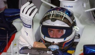 Nick Heidfeld najszybszy podczas testów na torze w Jerez