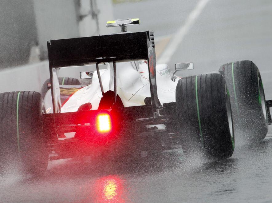 Wielki powrót kierowcy z Indii do Formuły 1