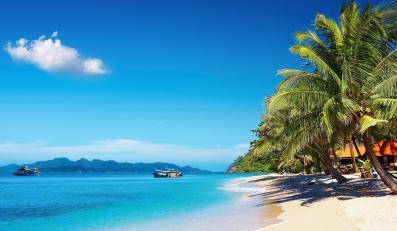 Zamiast nart wybieramy egzotyczne plaże