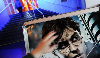 """""""Harry Potter i Insygnia Śmierci"""" hitem polskich kin"""