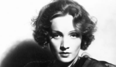 Wielka Marlena Dietrich