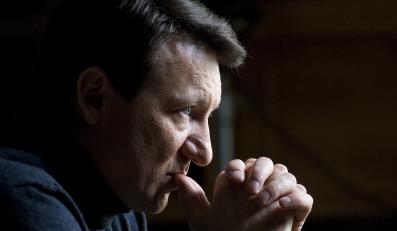 """Robert Więckiewicz w filmie """"Zwerbowana miłość"""""""
