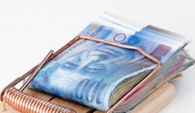 Drogi frank? Nie zmieniaj waluty kredytu