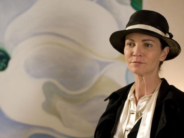 Joan Allen jako Georgia O'Keeffe