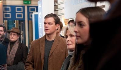 """Matt Damon jako """"Medium"""""""