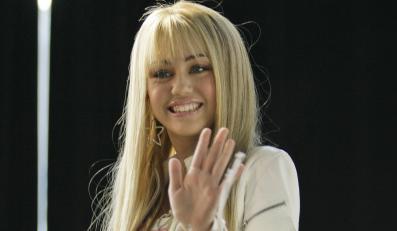 Miley Cyrus, czyli Hannah Montana