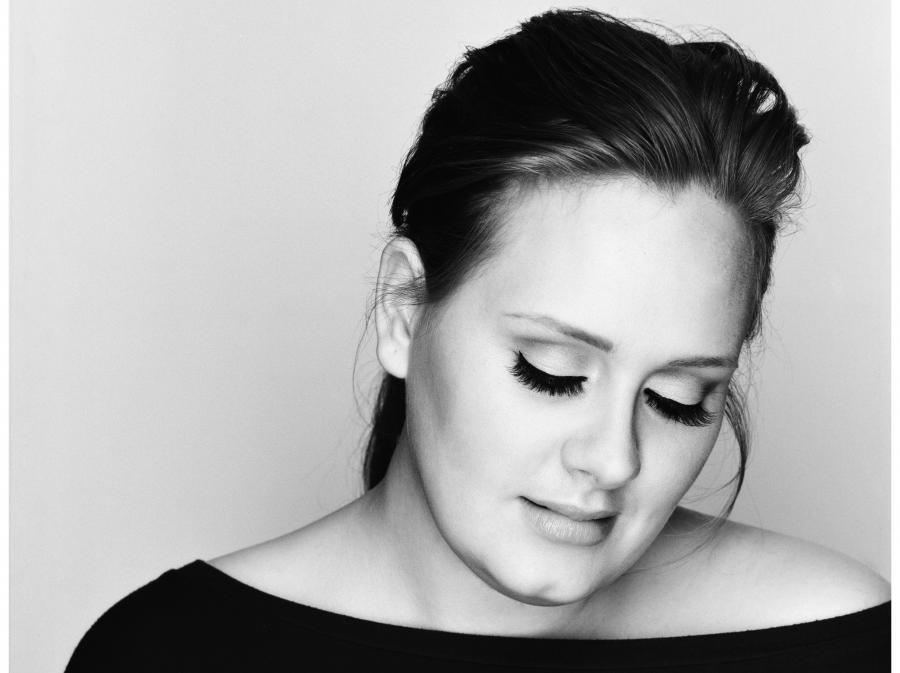 Adele lepsza od Bee Gees i Beatlesów