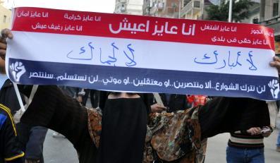 ElBaradei: Mubarak musi odejść