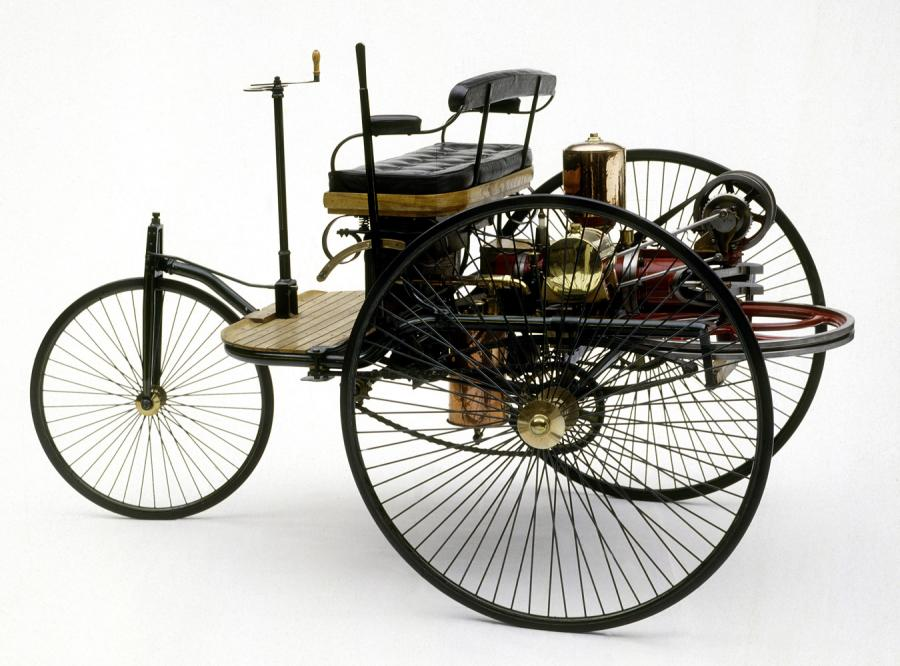 Poznajcie samochód, który ma już 125 lat!
