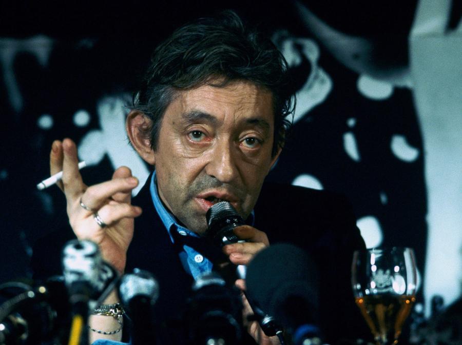 Serge Gainsbourg (1928 – 1991)