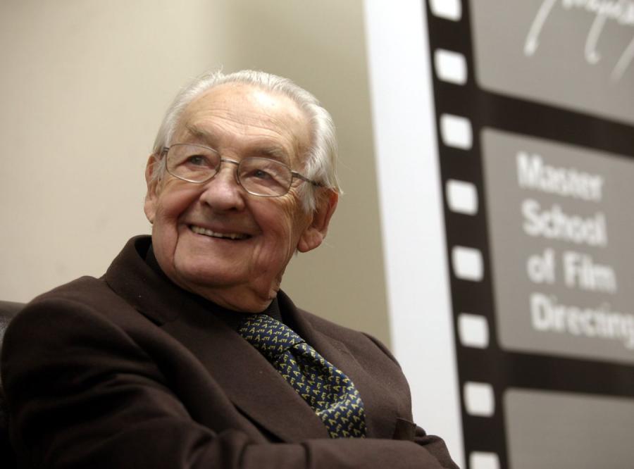 Tak Andrzej Wajda świętował 85. urodziny