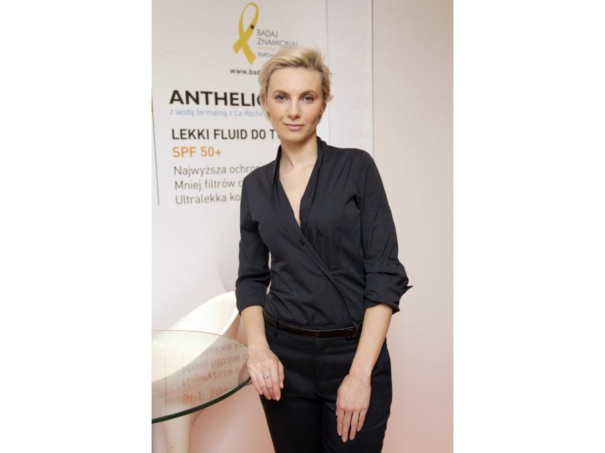 W czym Sylwia Gliwa wygląda lepiej?