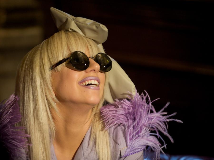 Lady Gaga z legendarnym producentem
