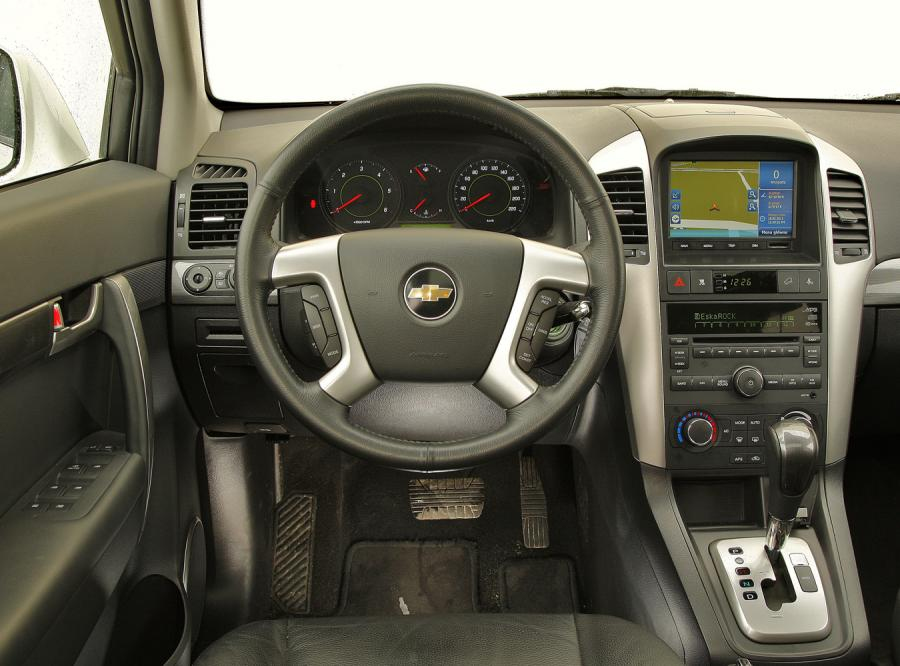 Chevrolet Captiva 2.0D AWD LT High