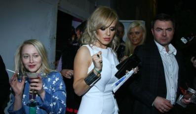 Doda - jedna z laureatek Oskar Fashion 2011