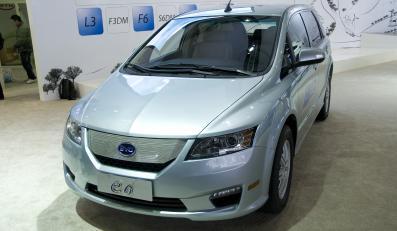 Nadjeżdżają chińskie auta Buffetta