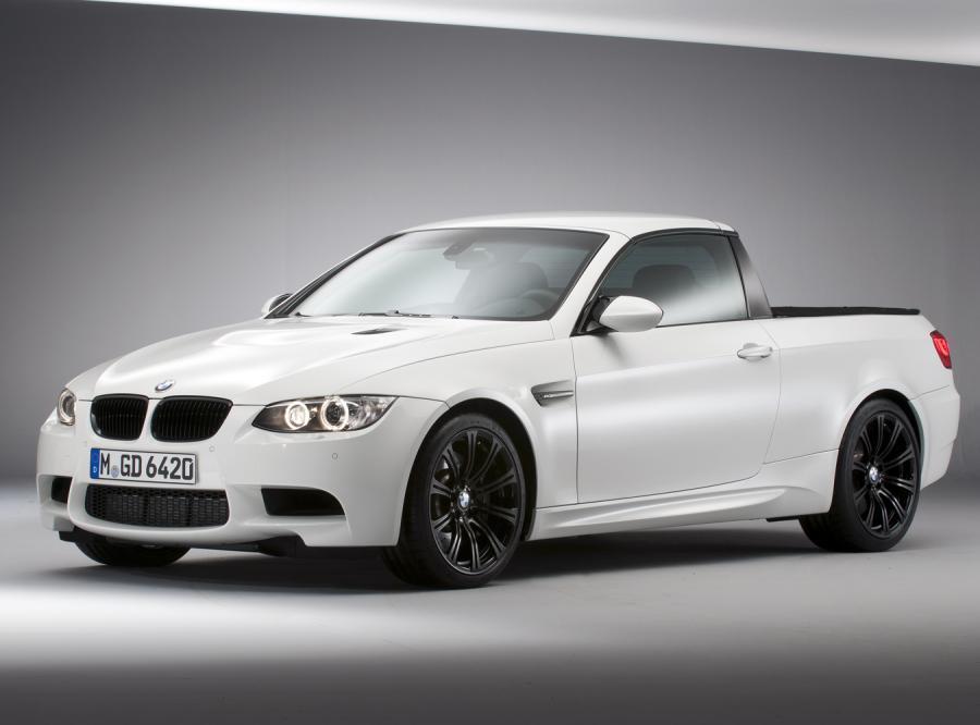 Oto najszybszy pickup na świecie. Od BMW