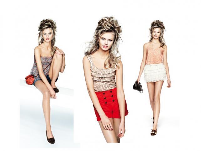 Modne spódniczki Ann Christine - wiosna 2011