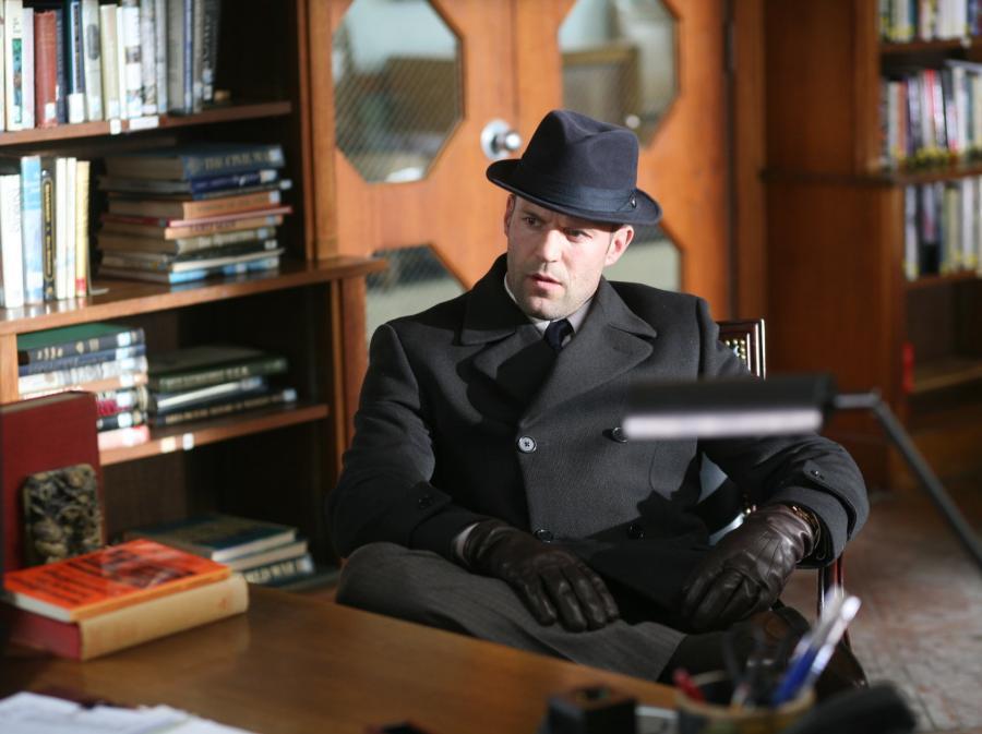 Jason Statham w szczęśliwej \
