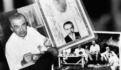 Wywiad RFN ścigał po wojnie Josefa Mengele