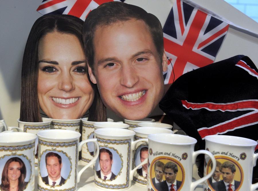 Kate Middleton wyjdzie za księcia Williama 29 kwietnia