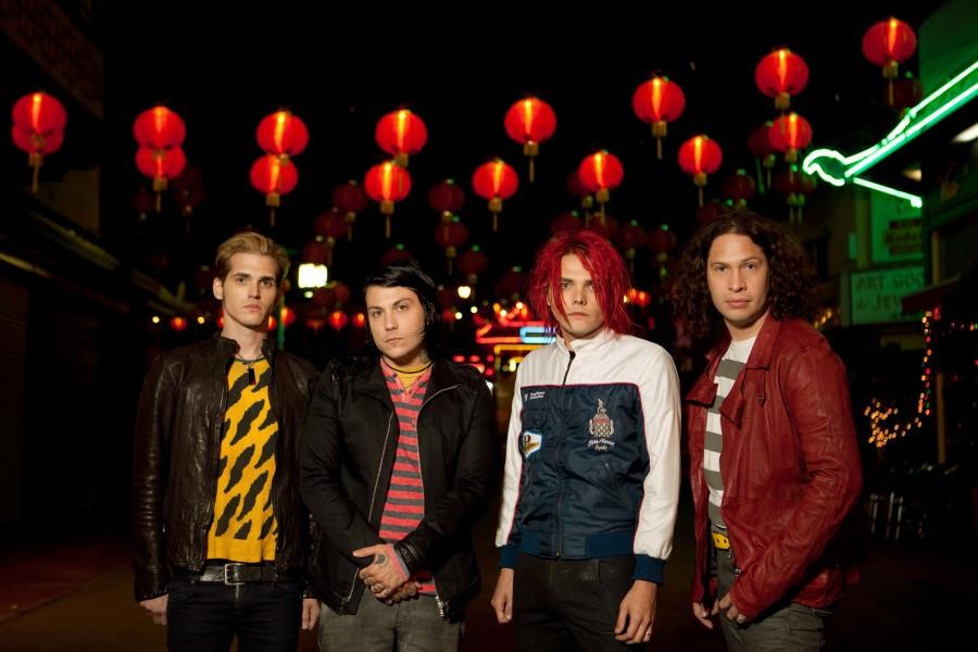 My Chemical Romance na Orange Warsaw Festival