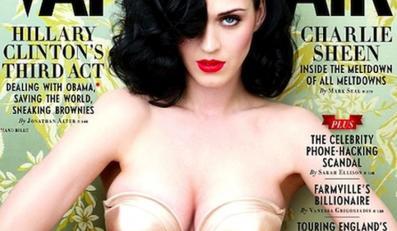 Katy Perry zadaje szyku w stylu lat 50. Źródło: Vanity Fair