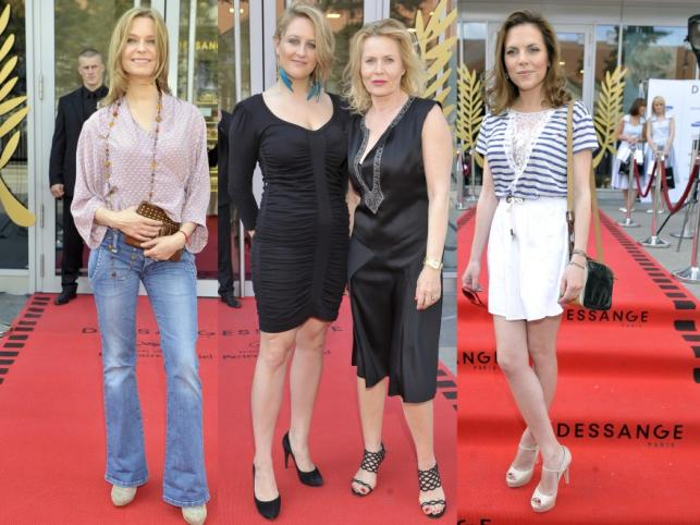 """Gwiazdy w atelier Dessange - impreza pod hasłem """"Zostań gwiazdą Cannes by Dessange"""""""