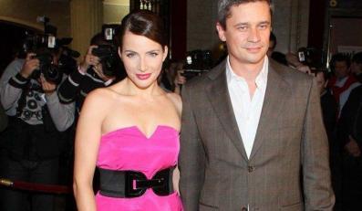 Anna Dereszowska i Piotr Grabowski