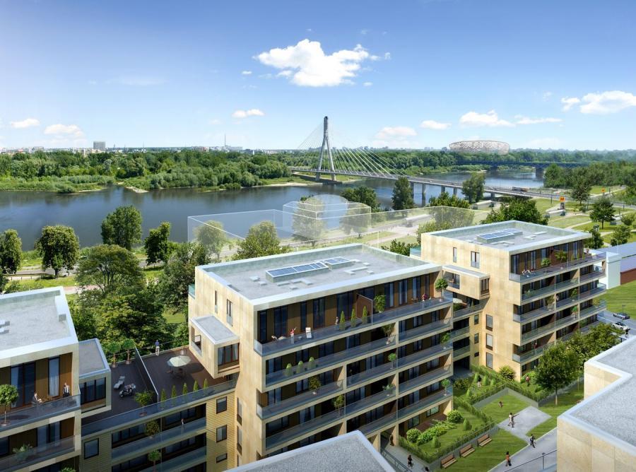 Cudzoziemcy najwięcej mieszkań kupili w Warszawie