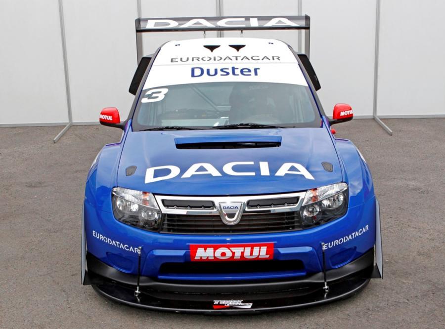 Z drogi! Dacia z silnikiem o mocy… 850 KM!